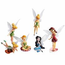 Hadas Tinker Bell Set De 6 Piezas