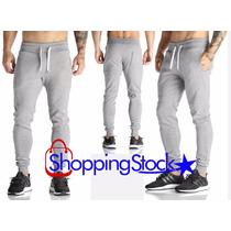 Pantalon Joggers Tubito Harem Bombache Slim Fit Skinny Gym