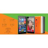 Nokia Lumia 535 Liberado-8gb Camaras 5mpx C/flash- 4 Nucleos