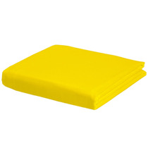 Juego De Sabanas Cotton Fresh Amarillo Canario King Size