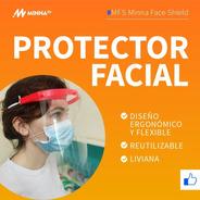 Protector Facial Mascara Policarbonato Mas Tapa Boca Lavable
