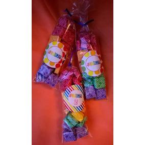bolsitas con caramelos cumpleaos