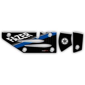 Adesivo Para Protetor De Escapamento Yamaha Fazer 250 0052