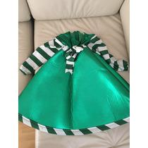 Disfraz Campaña Navideña Talla 6 Verde