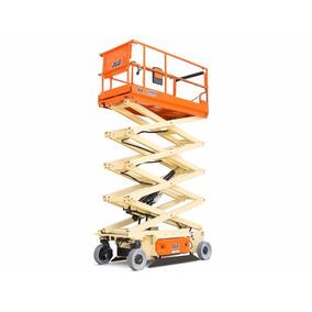 Renta De Plataforma De Elevación Tijera 3246e2 Jlg