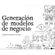 Generación De Modelos De Negocio Lienzo Canvas En Pdf