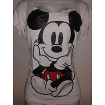 Bellas Blusas De Mickey