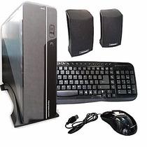 Computadora Escritorio Intel I5 7400 8gb Ddr4 1tb Dvrw Slim