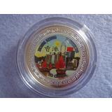 Moneda $1 Dolar Regreso De Hong Kong A China Royal Mint