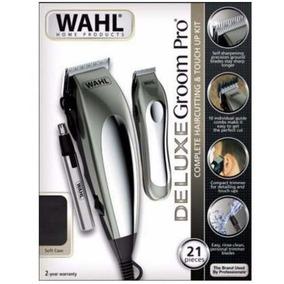 Combo Wahl Home Delux Groom Pro (21 Piezas)