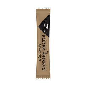 Açúcar Mascavo Sache 6g Junior Caixa Com 250un