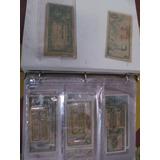 Colección Billetes Colombianos 1884-2011