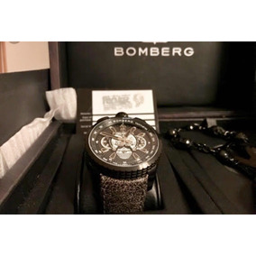 Bomberg Bolt-68 Automatic Chronograph Limited Edition Skull