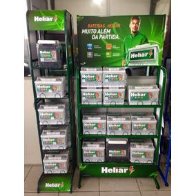Bateria Heliar 60ah 24 Meses De Garantia Entrega Grátis*