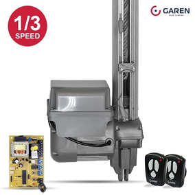 Kit Motor Portão Eletrônico Basculante 1/3 Speed Garen 110v
