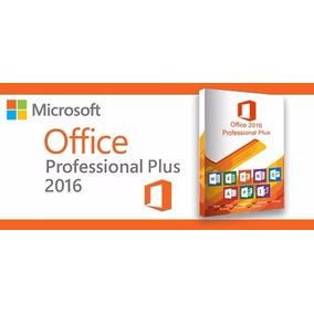 Chave Key Office 2016 Pro Plus 32/64 Bits Ativação Online