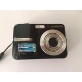Camara Digital Samsung S760 Negra Excelente Estado