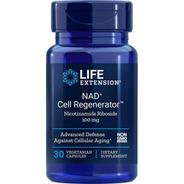 Nad+ Cell Regenerator Nicotinamida Ribosídeo 100 Mg Life Ext