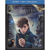 Animales Fantasticos Y Donde Encontrarlos Blu-ray + Dvd