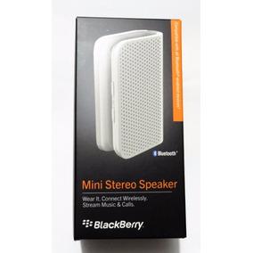 Bocina Blackberry Portatil Mini Stereo Bluetooth (fedorimx)