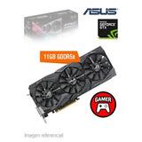 Tarjeta De Video Asus Nvidia Geforce Gtx 1080 Ti, 11gb Gddr5