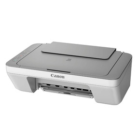 Impressora Multifuncional Canon Mg2410 Cinza Com Cartuchos