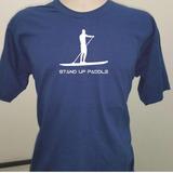 Camiseta Stand Up Paddle Surfista Surf Kitesurf