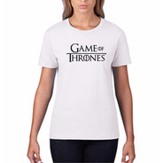 10 Playeras Para Dama Game Of Thrones Envío Gratis