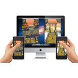 Mirror Screen Espejo Celular Transmisor Señal Al Tv