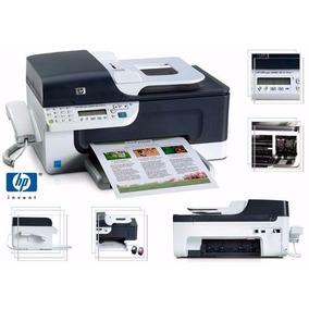 Impressora Multifuncional Hp Officejet J4660 Fax/copiadora