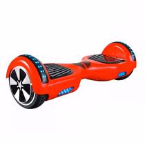 Hoverboard Rojo Patineta Electrica Smart Balance Wheel