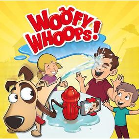 Juego De Mesa Woofy Whoops Original!