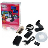 Mini Camara Dv Video Webcam Super Combo Full Accesorios