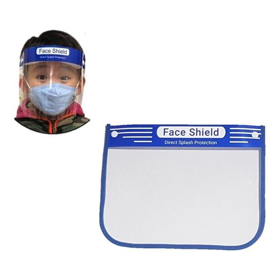 Mascara Protector Cara Proteccion Ni?o Barbijo C/acetato