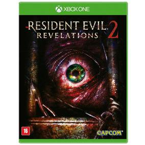 Jogo Resident Evil: Revelations 2 Para Xbox One (xone)