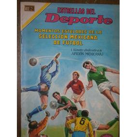 Estrellas Del Deporte # 73 Seleccion Mexicana De Futbol 1970