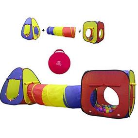 Carpa Con Tunel Para Ni Os Discovery Kids En Mercado Libre Mexico