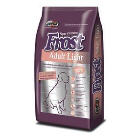 Comida Frost Perros Light & Senior 15kg + Envío + Snack