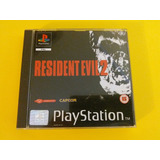 Resident Evil 2 Ps1/pal