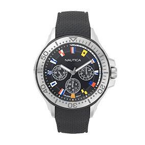 99551a42b01 Relógio Nautica N19508g - Aço Masculino - Relógio Unissex no Mercado ...