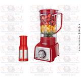 Liquidificador Turbo Premium L-1000w Mondial 220v