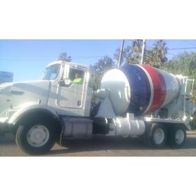 Camion Revolvedor De Concreto Kenworth 2004,trompo