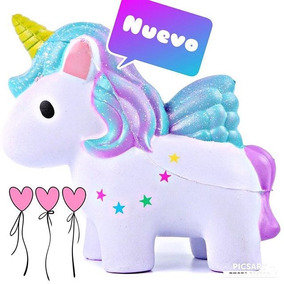 Squishy Squishie Grande Perfumado Unicornio Y Varios Modelos