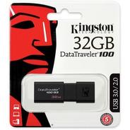 Memoria Usb Kingston Dt100 32 Gb
