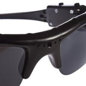 Novo Óculos De Sol Espião C/ Câmera Filmadora