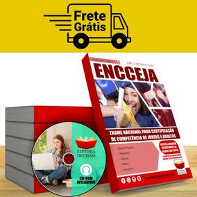 Apostila Encceja 2017 (frete Grátis)