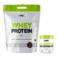 Whey Protein 3 Kg Star Nutrition + Creatina 300 Gr