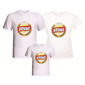 3 Camisetas Tipo Festa De Boteco Cerveja Brahma