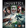Injustice Para Xbox 360 (licencias)