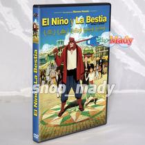 El Niño Y La Bestia Dvd En Español Latino Dvd Original!